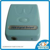 Câmera digital intravenosa dental com fio
