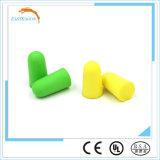 Tapones auditivos de espuma moldeados portátiles
