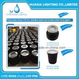 9W LED Empotrables de IP68, bajo el agua de la luz de la piscina