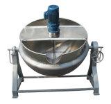 Bouilloire revêtue revêtue des prix/double de bouilloire de vapeur