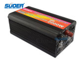 Suoer 2000W Solar Power System Power Inverter with Charger (HDA-2000D)