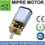 mini motor eléctrico del engranaje de la C.C. del motor de 3V 13m m para las robustezas