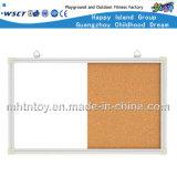 子供の教室の家具の黒板のプラスチック壁に取り付けられた黒板(HF-08102)