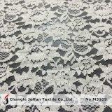 ブラウス(M3109)のための編む綿の花のレース