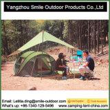 4 شخص منافس من الوزن الخفيف يخيّم نفس ينصب خيمة فوقيّة سريعة