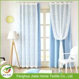 Colorido drapeja e cortinas em cortinas da qualidade da venda