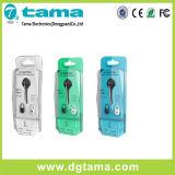 Bruit annulant l'écouteur simple sans fil d'oreille de Bluetooth d'utilisation de téléphone mobile