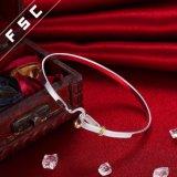 De Eenvoudige Geplateerde Armband van uitstekende kwaliteit van de Stijl Zilver voor Meisje