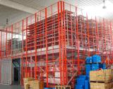Mezzanine permanent Multi-Tiers et libre du système de rayonnage à palettes