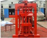 Bloco oco concreto do baixo investimento que faz a máquina Qtj4-40b2