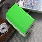 Côté coloré d'alimentation externe du chargeur 8400mAh de téléphone mobile d'impression de logo