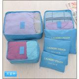 Koreaanse Versie van Nieuwe Veelkleurige Facultatief van Lingge van de Schoonheidsmiddelen van Dame Shell Bag Cosmetic Bag Zak In het groot