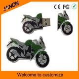 Azionamento personalizzato dell'istantaneo del USB del PVC per il motociclo