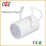 Voyant LED d'éclairage vers le bas des feux de piste de 2 ans de garantie 15W/20W/30W/50W Spot LED témoin des feux de piste par30/PAR28 Lampes à LED