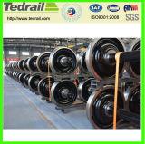 Локомотив вагон комплект колес, стальной колесный диск для продажи, профессиональный продукт для узких индикатора