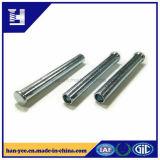 Pinos paralelos de aço não padronizados feitos sob encomenda