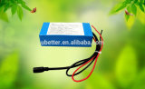 18650 18.5V 2.2ah Refillable LiFePO4 Battery Lithium Ion Battery Pack for Electric Tools Battery