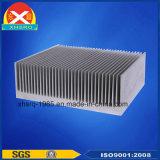 Fornitore di alluminio del dissipatore di calore della Cina con il 9001:2008 di iso & lo SGS