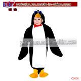 Costumi di carnevale di Halloween del pinguino del costume del partito degli elementi del partito (C5065)