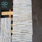 Marmo dorato del fiume/marmo beige/marmo di legno della vena/lastra di marmo della Cina