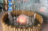 Fontana di acqua di piccola dimensione del fungo della fontana Fs-02 di musica
