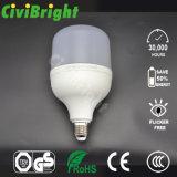 Blanc chaud d'ampoule de la haute énergie A80 18W DEL