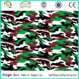 Tecido impresso digital revestido de PVC 600 * 300d para o exército