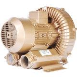 3段階廃水処理システムのための側面チャネルのブロア