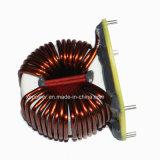 Inductor de núcleo nanocristalino con alto valor de inductancia
