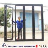 Porta principal do Casement de vidro de alumínio