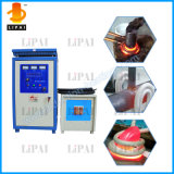 Máquina de calefacción de inducción para las piezas de metal que sueldan cubrir con bronce