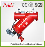 Automatic Self-Cleaning Brush Type Water Filter voor Water Treatment