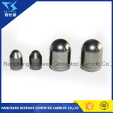 Botões de carboneto de tungstênio insertos para bits de perfuração