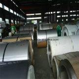 Assurance commerciale 201 304 bobines/piste d'acier inoxydable
