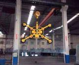 대리석 수송 기중기, 금속 격판덮개를 위한 진공 기중기