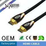 Cable HDMI sipu Mejor 1.4V con Ethernet para televisores Portátiles