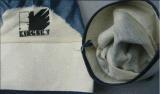 3/4 покрынных нитрилом перчаток нитрила вкладыша блокировки открытых назад (5002)
