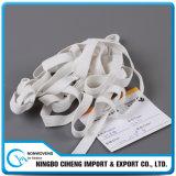 Großhandelsflaches kundenspezifisches elastisches Netzkabel des wristband-4mm breit