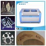 Corte de acrílico del laser del CO2 del CO2 80W y máquina de grabado Pedk-9060