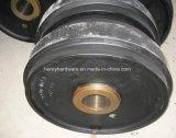 Tensor, tensor dianteiro, tensor da máquina escavadora, tensor dianteiro da máquina escavadora