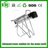 Tipo de suspensão Tipo traseiro Bateria E-Bike 36V13ah Bateria de íon de lítio Garrafa de água