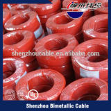 Провод/кабель покрынные эмалью алюминием обматывая