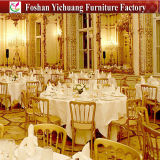 Chiavariの気高い椅子Yc-A385と結婚するレストラン
