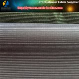 -韓国のジャケットのためのに順序ポリエステルかナイロン混合された縞ファブリックを作りなさい、(LY-R0086)