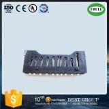 Connecteur SD Type de connecteur