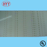 LEIDENE van het Aluminium van lage Kosten Witte 1.5mm 1oz PCB met OSP (hyy-068)