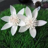 Flor de madera de Sola del difusor artificial del aroma del loto blanco (SF080)