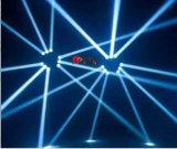 9PCS 10W LEDのスポーツのビーム軽い段階の照明