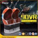 ショッピングモールの販売9dのバーチャルリアリティのアーケード・ゲーム機械9d卵のVrの熱い映画館