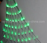 [23م] [لد] [ليغت نرج- سفينغ] [لد] عيد ميلاد المسيح عنكبوت شبكة أضواء